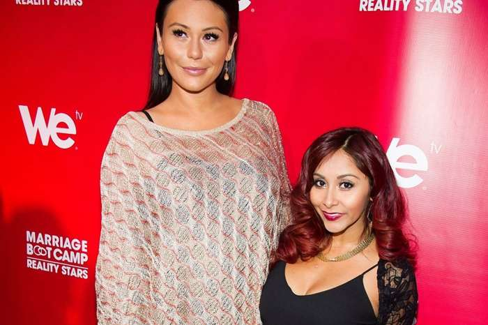 'Jersey Shore's Snooki Claims JWoww Has Never Been Happier After Splitting From Roger Mathews