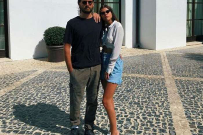 Sofia Richie Defends Scott Disick Relationship With One Savage Response To Instagram Troll
