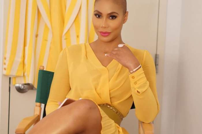 Tamar Braxton Jokes About The R. Kelly Interview With Gayle King And Fans Debate The Issue