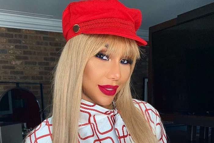 Tamar Braxton Shares Delightful Picture And Message To Sister Trina And Her Future Husband Von Scales After Self-Centered Tantrum When They Got Engaged
