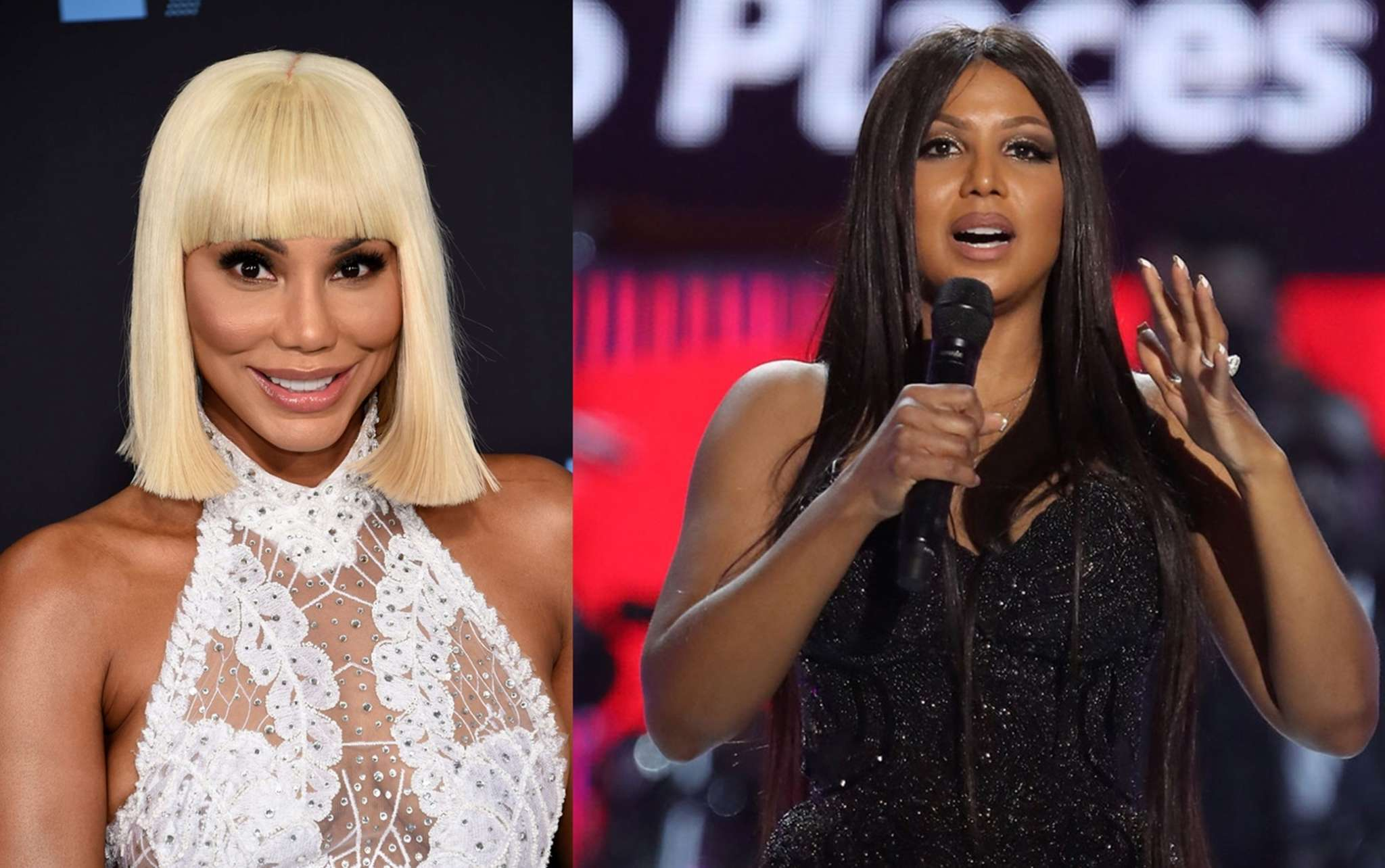 Tamar Braxton Praises Her Sister: 'Congratulations Living Legend Toni Braxton On A Sold Out Tour'