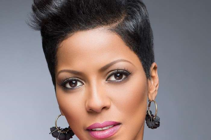 Tamron Hall Shows Off Her Beautiful Baby Bump In New Pictures Where Her Clothes Are Too Small