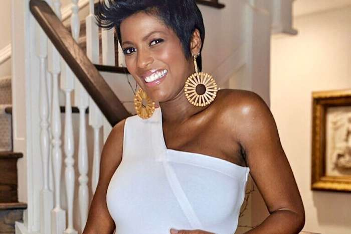 Gabrielle Union Showers Tamron Hall With Love After Former 'Today' Show Host Shared New Baby Bump Photos