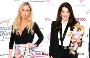 Teddi Mellencamp Not Planning To Fix Lisa Vanderpump Friendship In The Aftermath Of PuppyGate