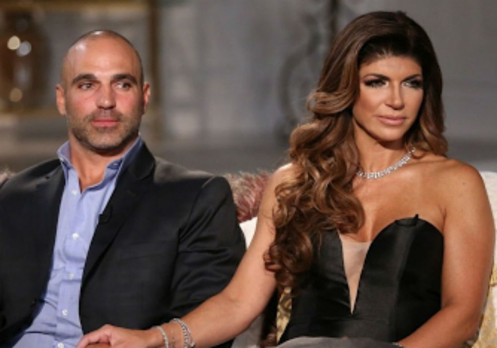 Teresa Giudice's Brother Joe Gorga Claims She Is A 'Mess' With Juicy Joe's Deportation Coming