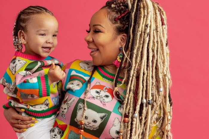 Tiny Harris Celebrates The Birthday Of Heiress Harris With Heart-Melting Photos: 'She Can Make Anybody's Day'
