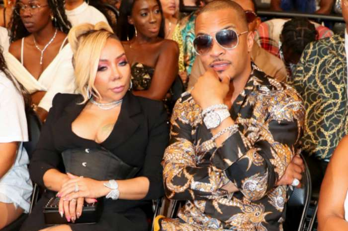 Tiny Harris And T.I. Have A Family Day Out With Their Kids At Candytopia