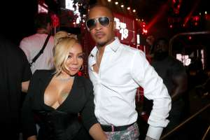 T.I. Bashes Haters Who Went Slammed Tiny Harris' Body After He Shared Family Pictures From Nickelodeon Kids' Choice Awards