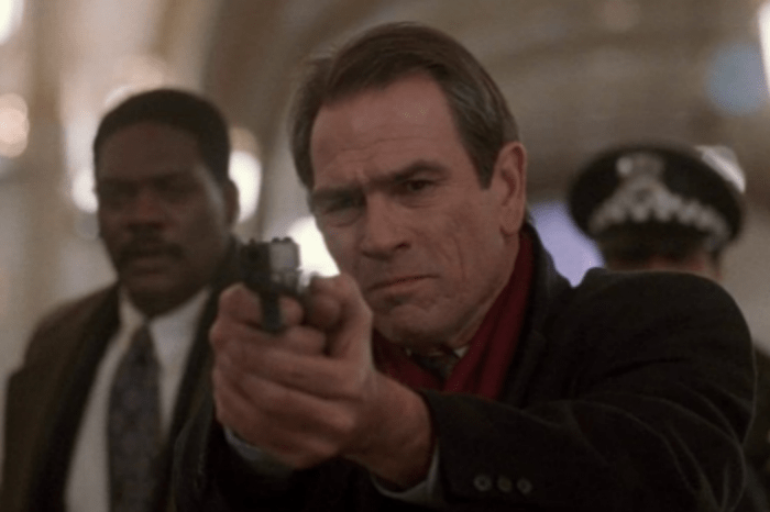 Tommy Lee Jones Spotted In Public As Fans Await Movie 'Ad Astra' With Brad Pitt, Donald Sutherland