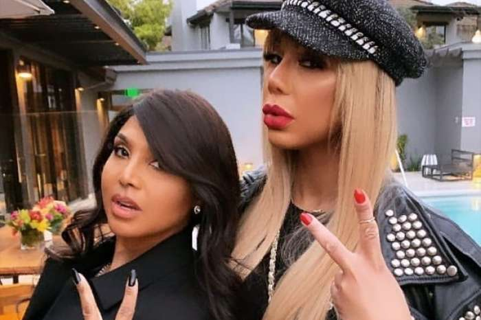Tamar Braxton Impersonates Toni, Sings 'And I Love You' -- Former 'The Real' Co-Host Sparks Debate About Who Is The Better Singer