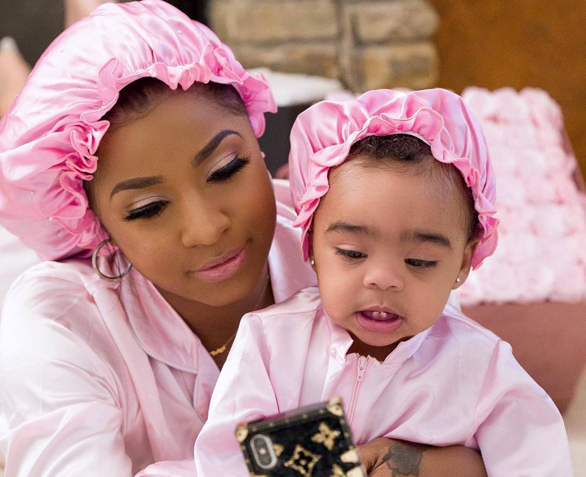 Toya Wright Reveals Fans Which Is Reigny's Favorite Song And They Cannot Get Enough Of Her