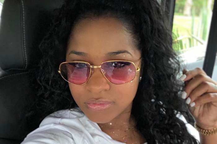Toya Wright Gives Fans Baby Fever With Brand New Reigny Pics - See Them Here
