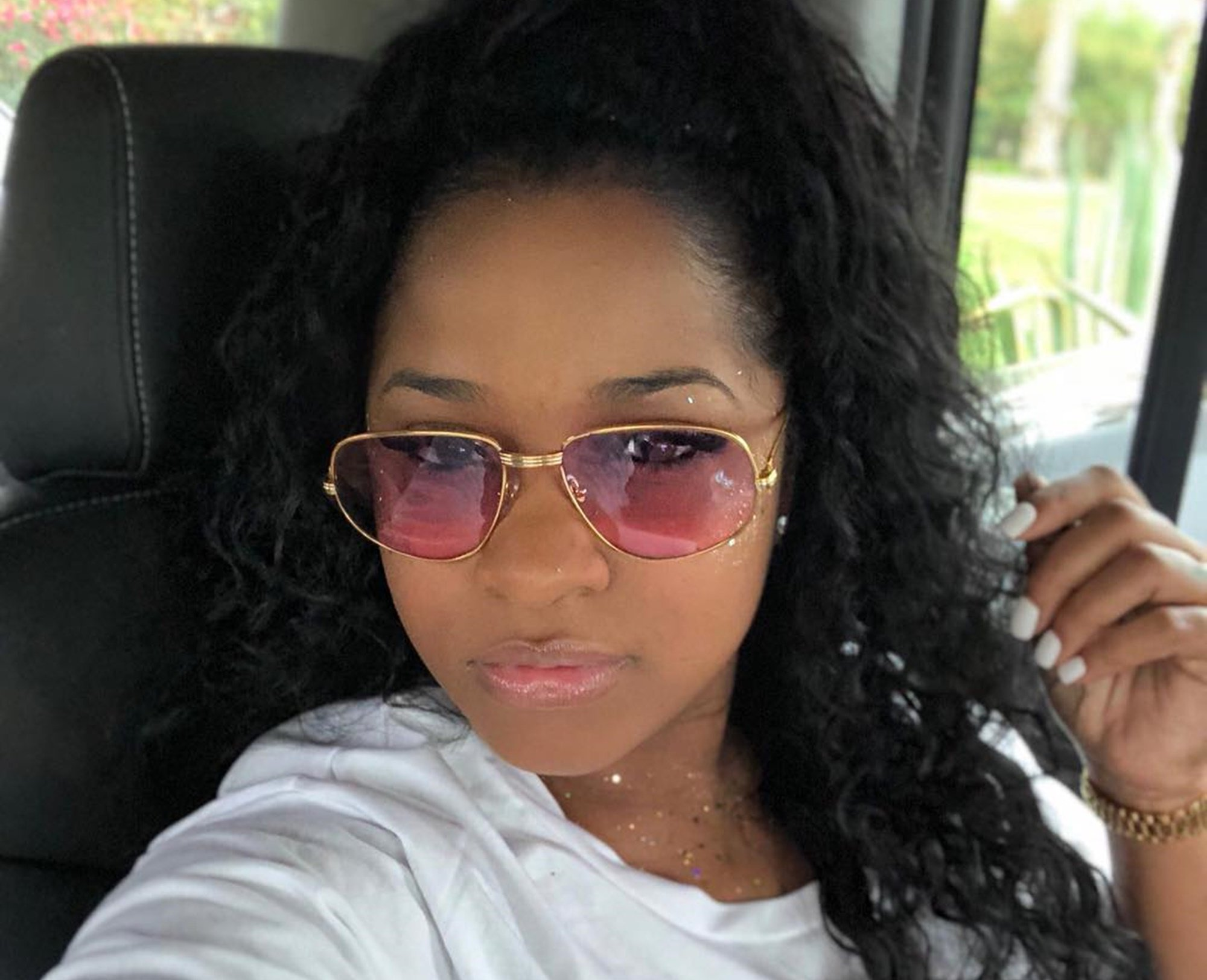 Toya Wrigth Shares Her Definition Of A Good Life With Her Fans