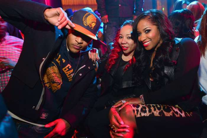Tiny Harris' Flirty Pics Have Fans Telling T.I. That He Could Not Have Asked For A Better Wife