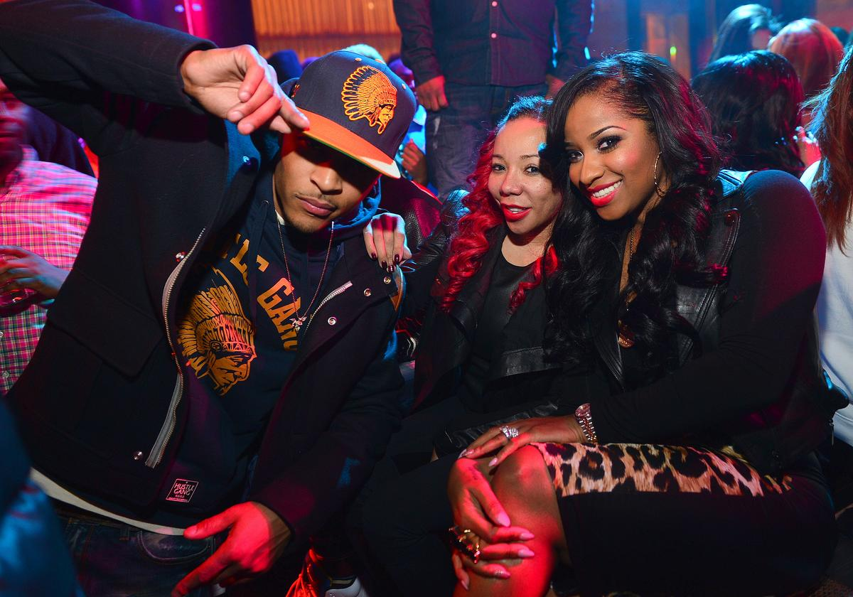 Tiny Harris' Flirty Pics Has Fans Saying T.I. Could Not Have Asked For A Better Wife