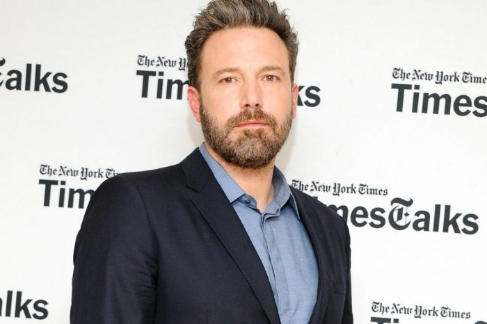 Triple Frontier Star Ben Affleck Forced To Defend His Massive Back Tattoo