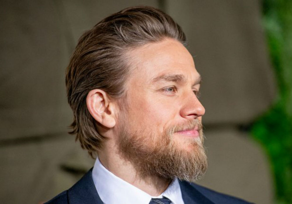 Triple Frontier Star Charlie Hunnam Frequently Practices Yoga With This Sons Of Anarchy Co-Star