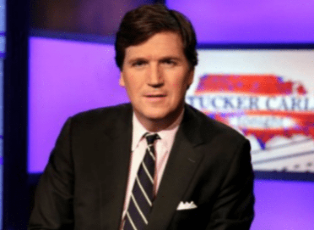 Tucker Carlson refuses to apologize for unearthed audio of inappropriate comments