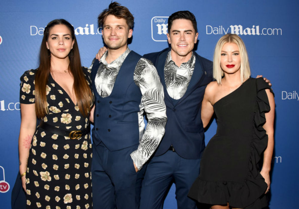 Vanderpump Rules Star Tom Sandoval Admits Her Regrets Calling Katie Maloney A Bully