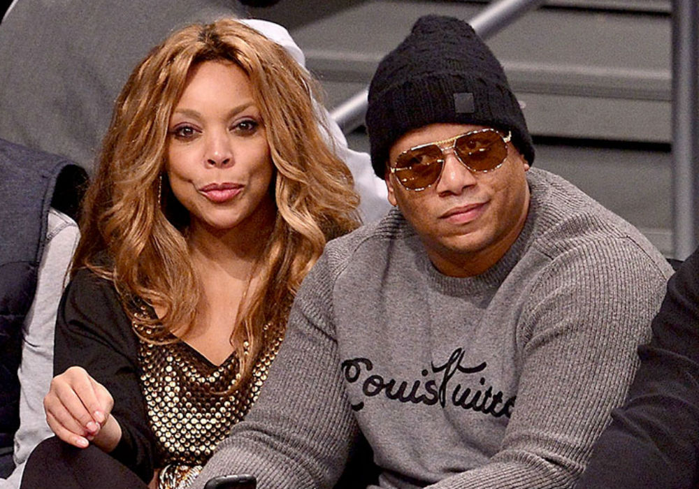 Wendy Williams' Husband Kevin Hunter Reportedly Vacationed With His Long-time Mistress While She Was In Rehab