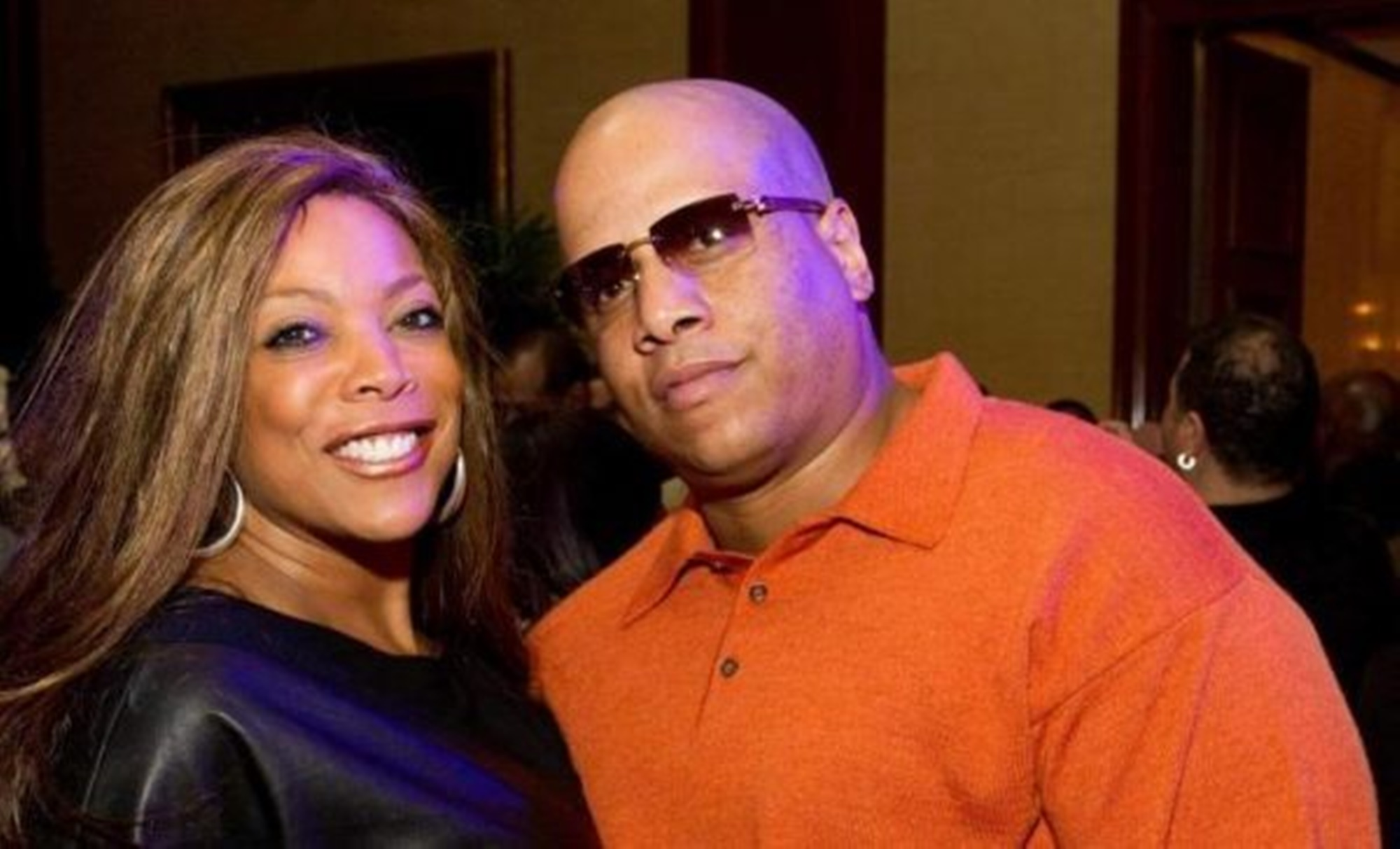 Wendy Williams Kevin Hunter Mistress Baby