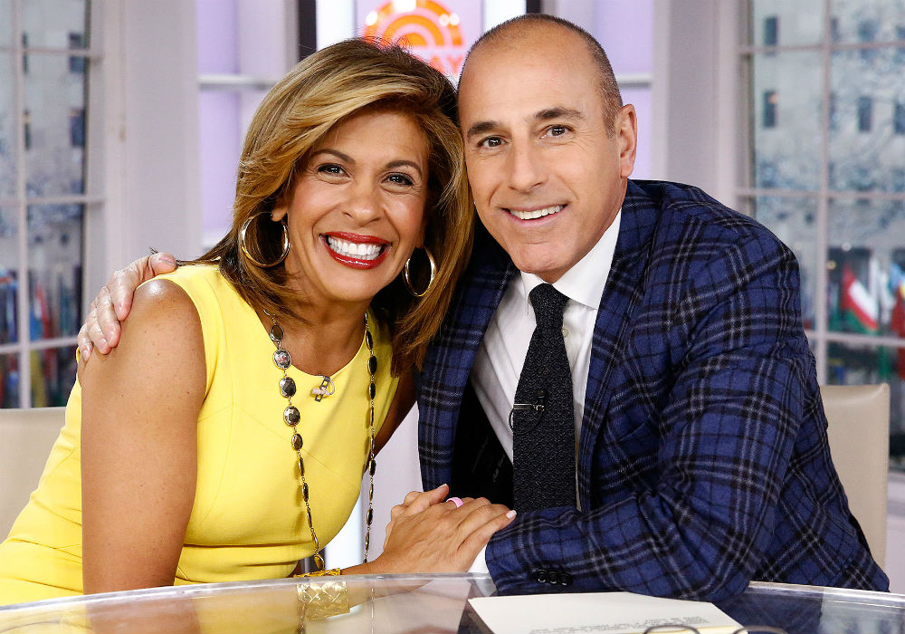 Would Hoda Kotb Welcome Matt Lauer Back To Today_