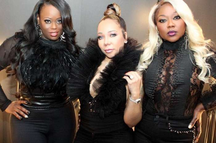 Tiny Harris Supports Tamika Scott After She Has A New Single Out On YouTube And SoundCloud