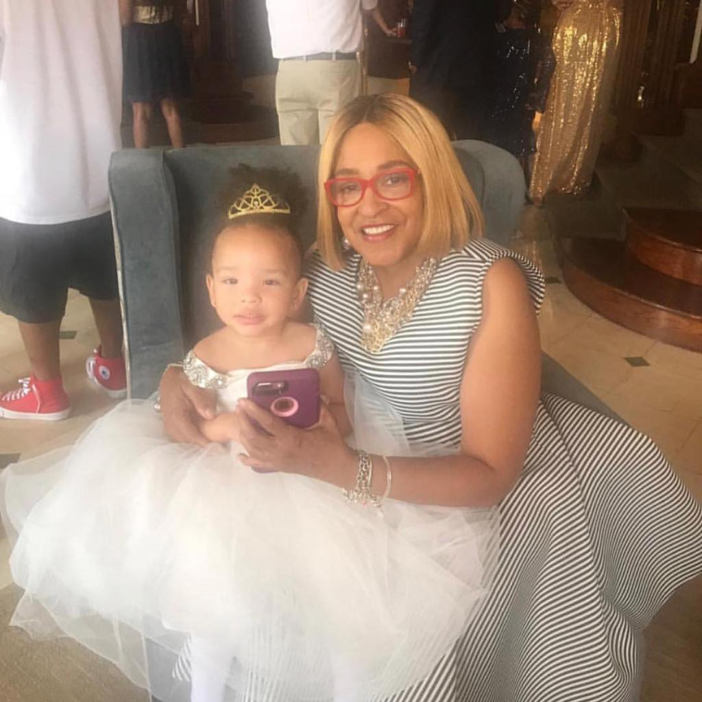 T.I.'s Sister Precious Harris' Daughter Gets Her Face Tattooed Following Her Death - Tiny Harris Loves It; See The Photo