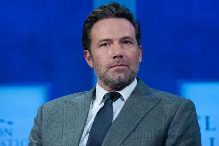 Ben Affleck Is On Fire Right Now, But He'd Rather Be Coaching His Son's Little League