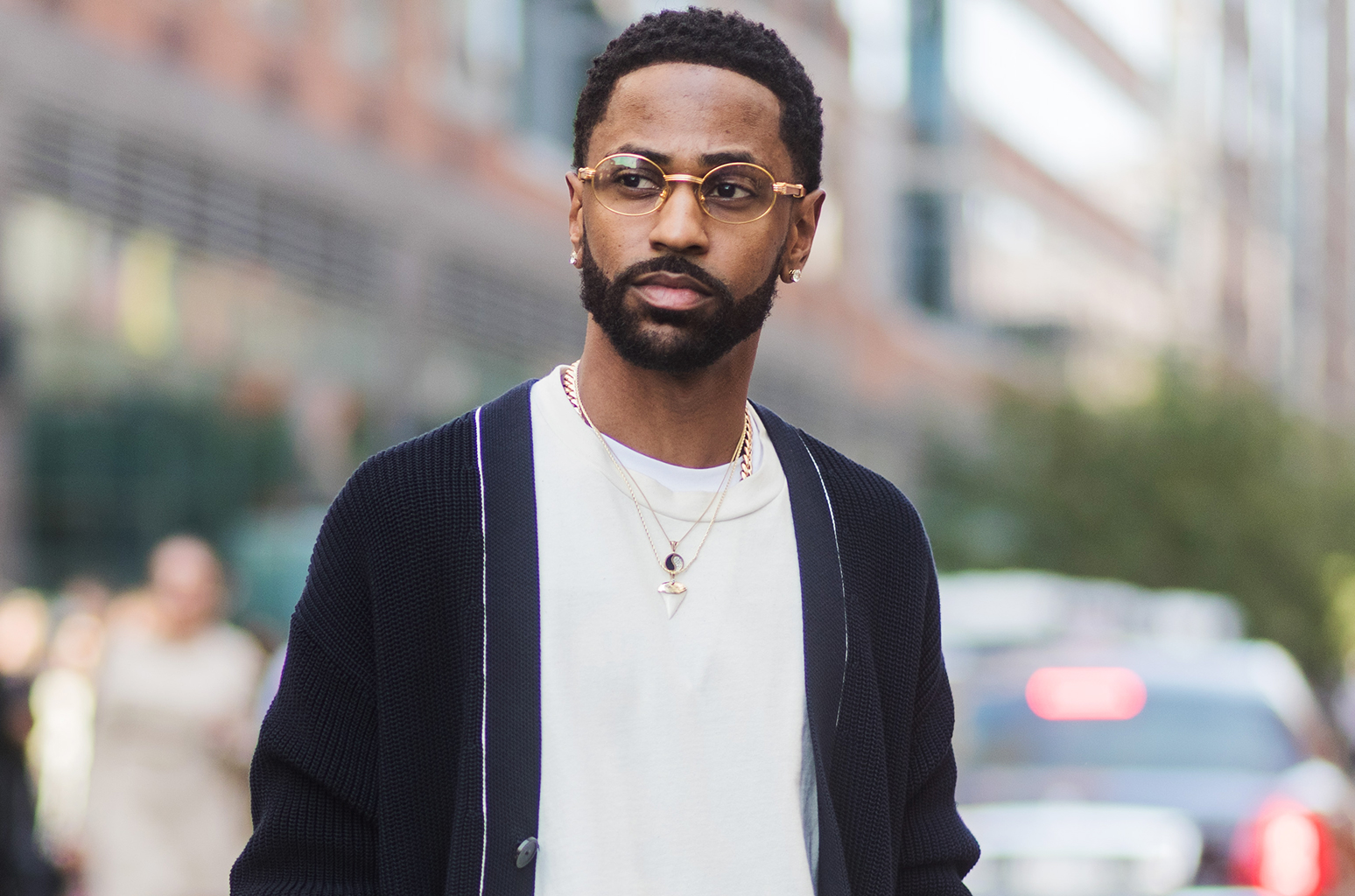 Detroit's Big Sean opens up about therapy, struggles with anxiety, depression