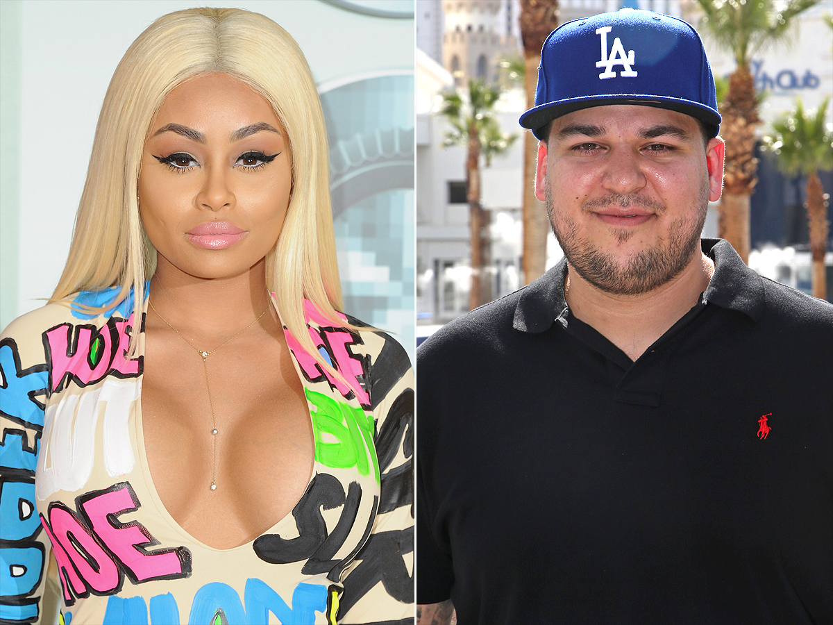 Blac Chyna Is Reportedly Sued By Her Ex Boyfriend Who Claims She And Rob Kardashian Cyberbullied Him