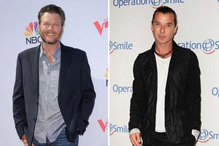 Gwen Stefani's Ex-Husband Gavin Rossdale Supposedly Slammed Blake Shelton During Concert