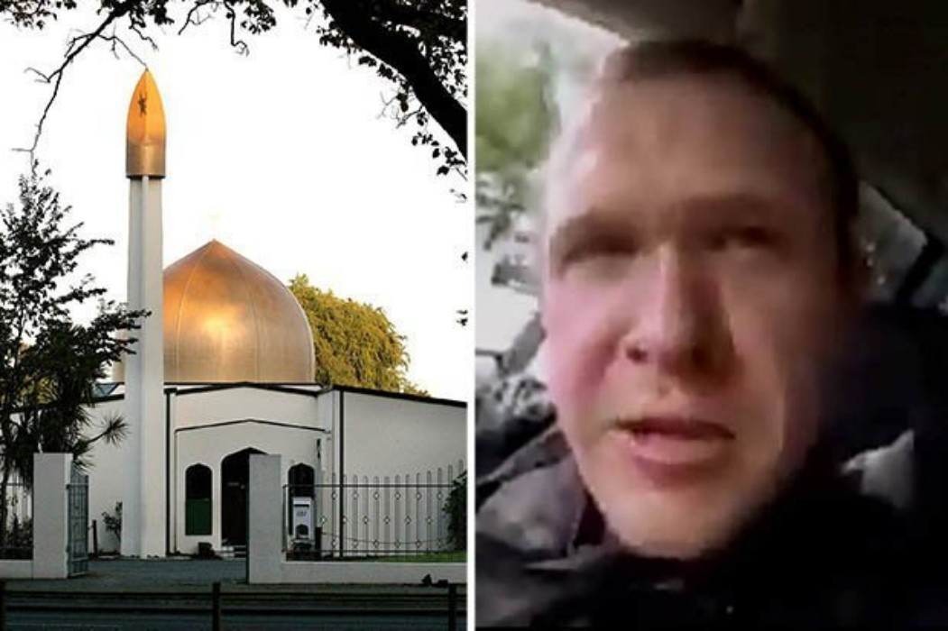New Zealand Shooter Live Stream Image: Brenton Tarrant: Breaking Down The New Zealand Mosque