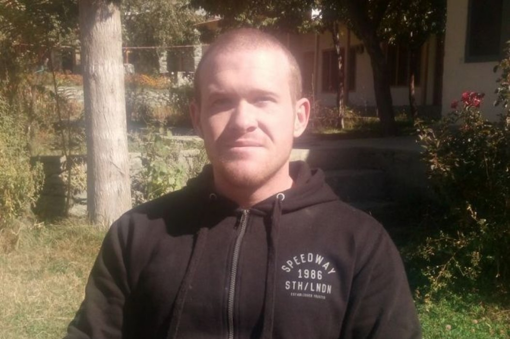 Brenton Tarrant Image: New Zealand Shooter Brenton Tarrant Opens Manifesto 'The