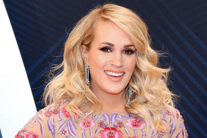 Carrie Underwood Talks Losing The Pregnancy Weight