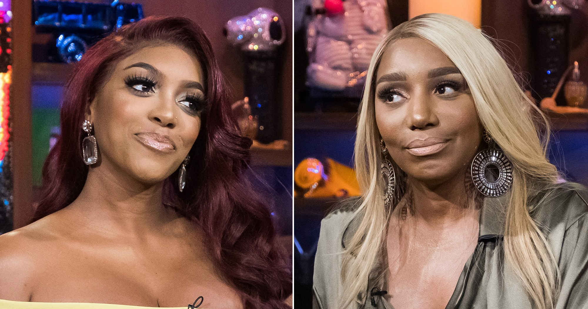 Porsha Williams' Fans Tell Her That NeNe Leakes Is Jealous Of Her Body & Boss Moves