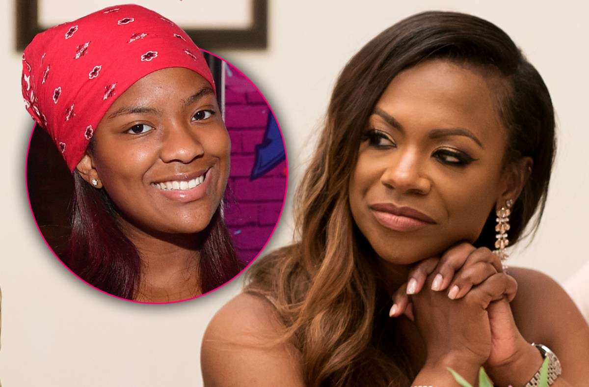 Kandi Burruss Goes To The Movies With Todd Tucker And Riley Burruss - Fans Praise Her Daughter