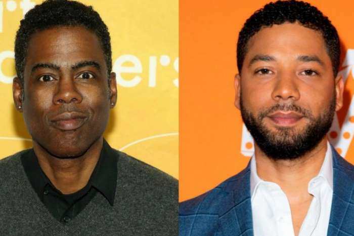 Chris Rock To Jussie Smollett 'You Don't Get No Respect From Me'