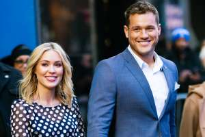 Colton Underwood And Cassie Randolph Engaged? - She Wears 'Future Mrs.' Jersey And Fans Want Answers!
