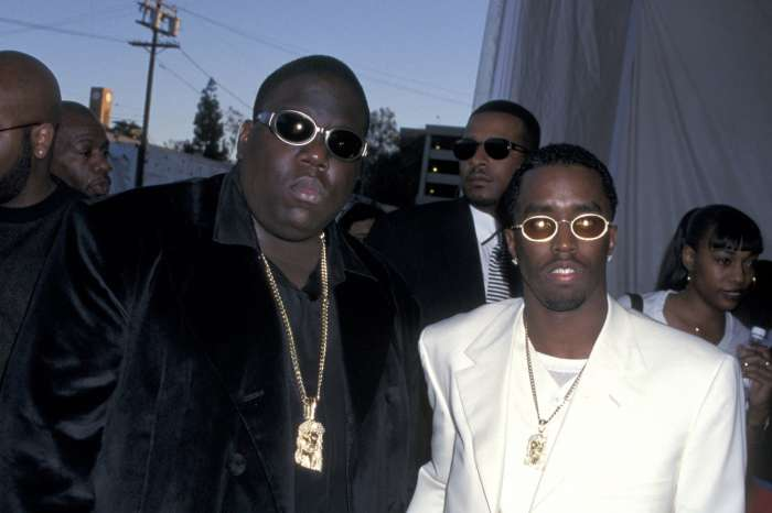 Diddy Pays Tribute To The Notorious B.I.G. 22 Years After His Passing