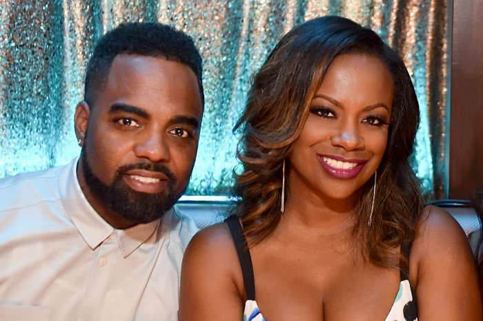 Kandi Burruss Shares A Video Of Her Two Favorite Boys - Check Out The Surprise She Got