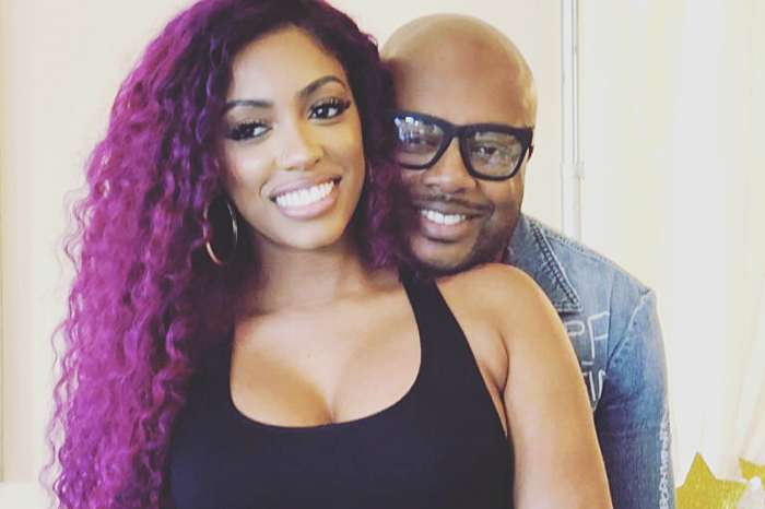 Porsha Williams & Dennis McKinley Are Finally Getting Ready To Welcome Baby PJ - See The Hospital Photo Here