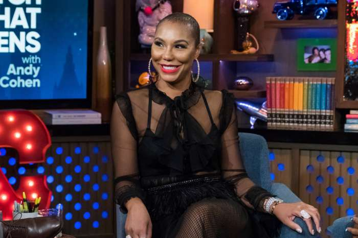 Tamar Braxton's Fans Can See Her Today On 'The Bold And The Beautiful' On CBS - Here's The Photo With Her Beloved Don Diamont