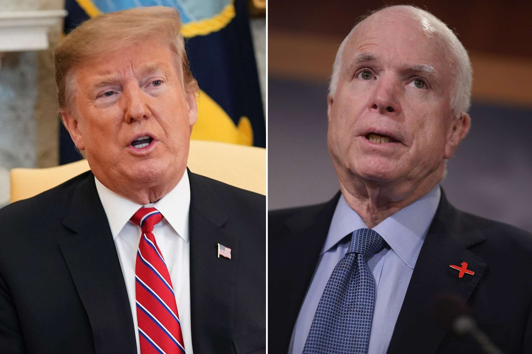 """""""donald-trump-wants-a-thank-you-for-john-mccains-funeral-but-social-media-is-disgusted"""""""