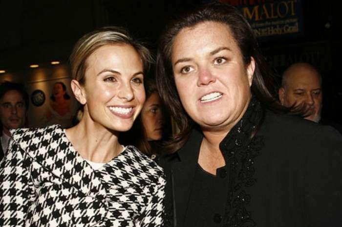Elisabeth Hasselbeck AddressesThe Rosie O'Donnell Crush News, Calls It 'Disturbing'