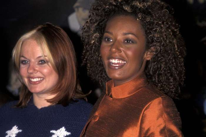 Mel B Claims She And Geri Halliwell Hooked Up But A Source Says It's 'Untrue' - 'Just Mel Being Mel'