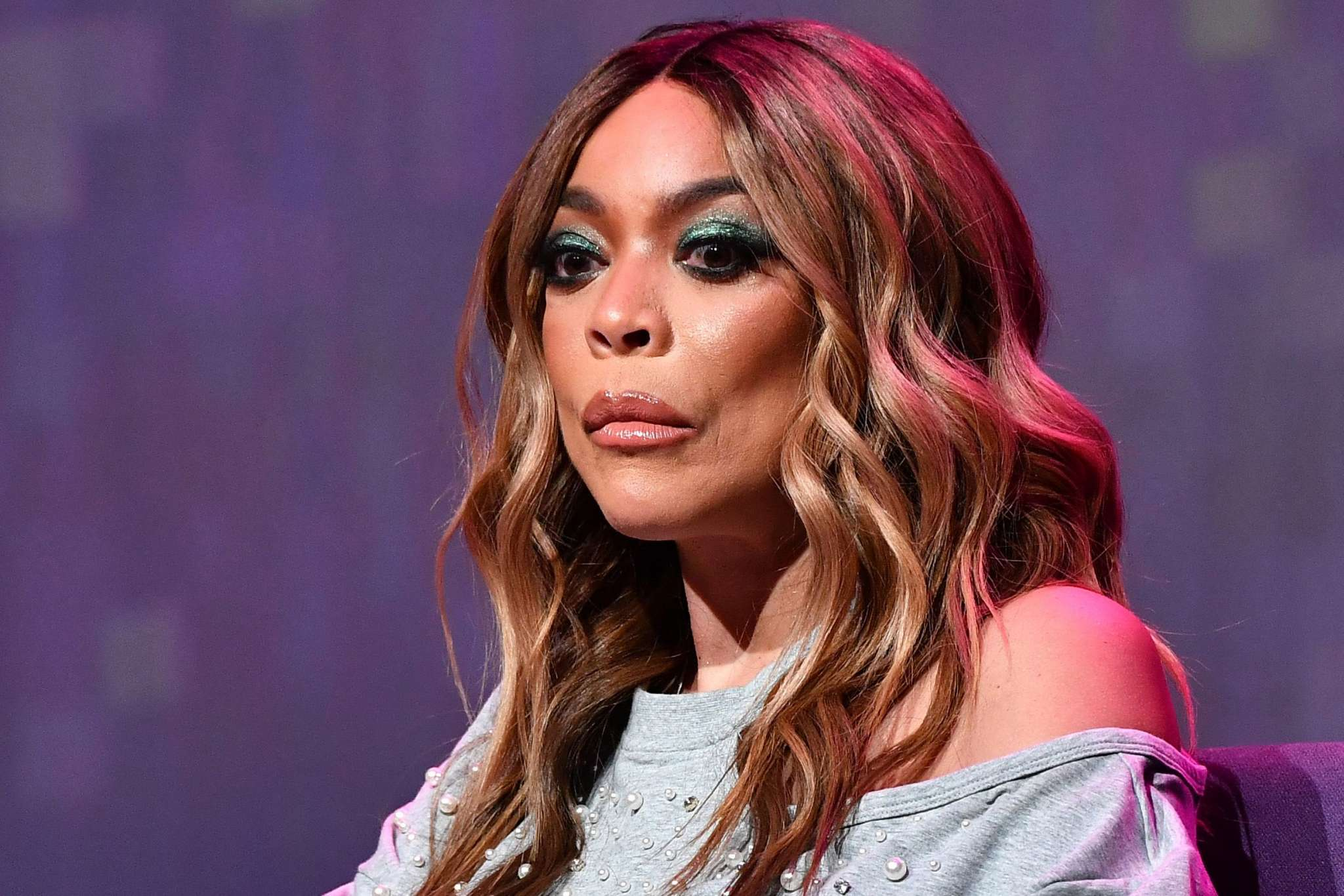 Wendy Williams Shuts Down An Excited Fan Who Wants To Hug Her - See The Strage Video Here
