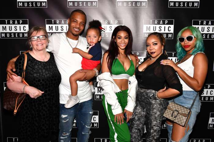 T.I. Has Fans Saying He's The Best Father After His Message For Baby Girl Heiress Harris - See What The Rapper Tells His Daughter