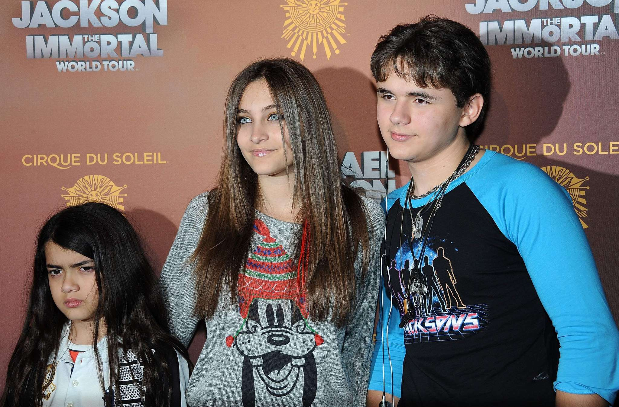 Michael Jackson's Kids May Reportedly Sue His Two Accusers