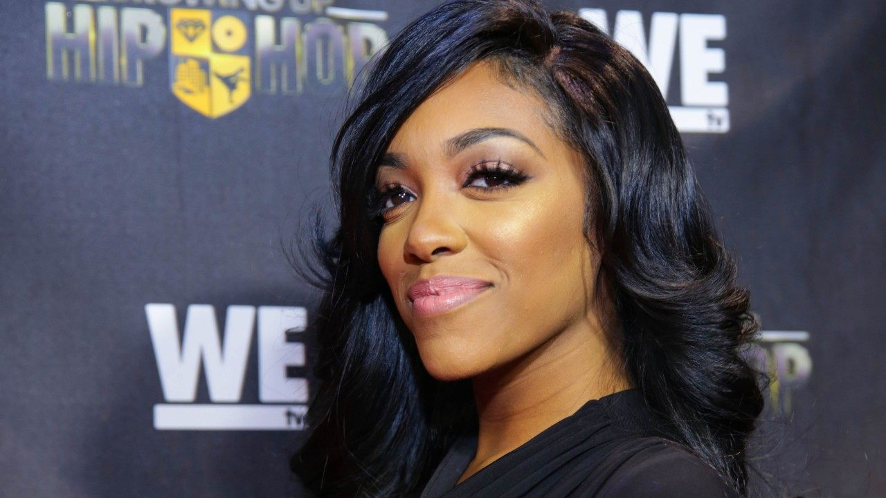 Porsha Williams Tells Fans That Her Daughter Cannot Wait To Meet The Family - Fans Notice That Her RHOA Co-Stars Did Not Congratulate Her